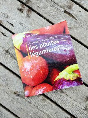 livre jardinage légumes écologique