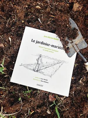jardinier maraîcher livre